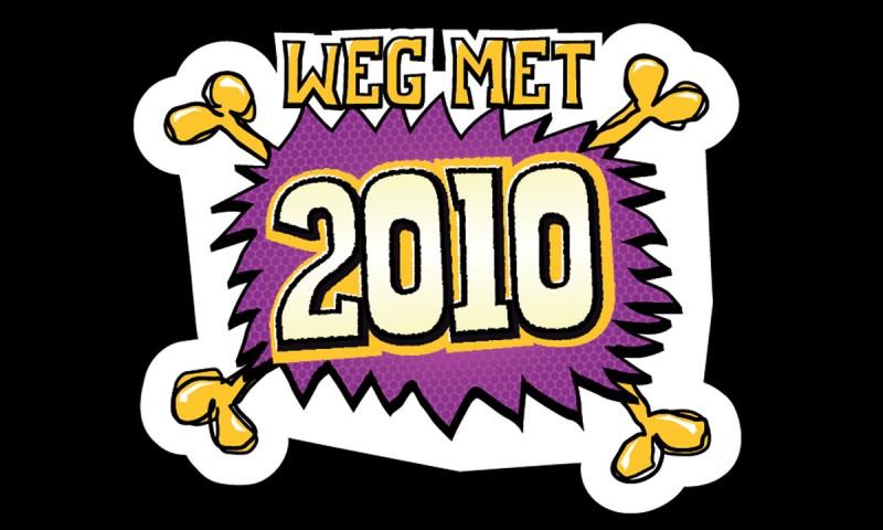 Weg met 2010
