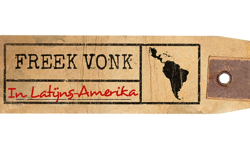 Freek Vonk in Latijns-Amerika